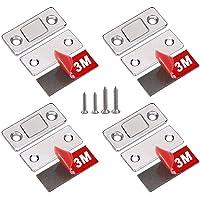 8 STKS Deur Magnetische Catcher Kast Deur Magneet Zelfklevende Lade Deurmagneet Ultra Dunne Kast Magnetische Klinken…