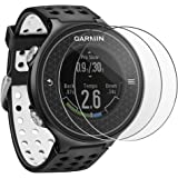 Garmin Approach S6 Screen Protector, Wimha 2 PackTempered Glass Screen Portector for Garmin Approach S6 Golf Watch Ultra Clear