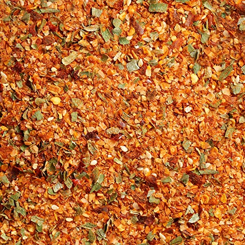 - The Spice Lab No. 7607 - Spicy Italian Sun Dried Tomato Blend - Kosher Gluten Free Natural - 4 Ounce