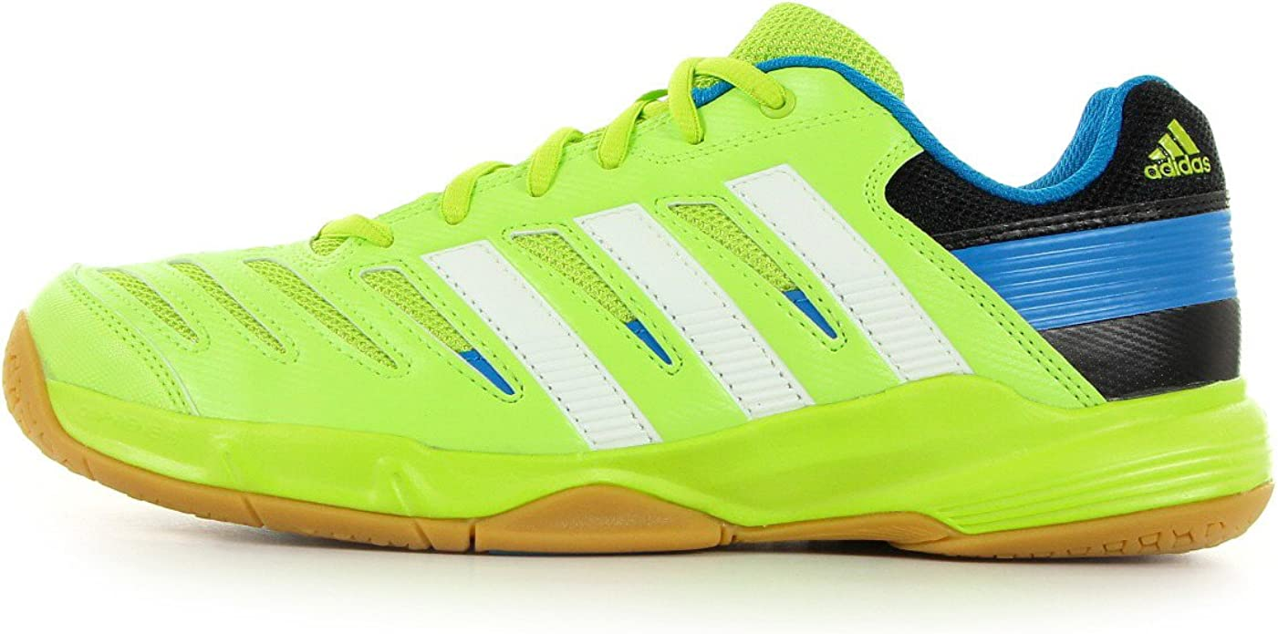adidasEssence 10.1-0 - Zapatillas de Running Hombre, Verde (Verde Fluorescente), 44: Amazon.es: Zapatos y complementos