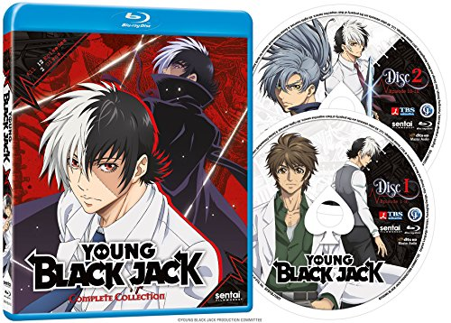 Young Black Jack [Blu-ray]
