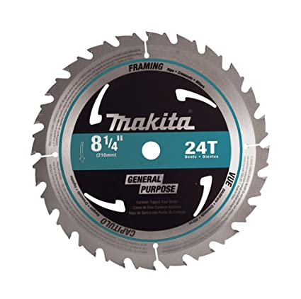 Makita d 21521 8 14 inch saw blade table saw blades amazon makita d 21521 8 14 inch saw blade greentooth Image collections