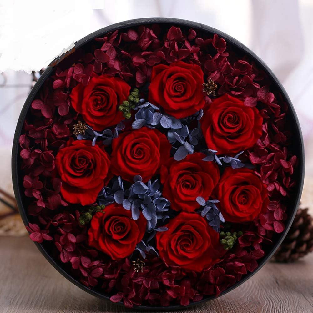 Blanco 3000Pcs P/étalos de Rosa,Petalos Artificiales Confeti de Rosas Artificiales de Seda para Bodas d/ía de San Valent/ín y Ambiente Rom/ántico Fiestas
