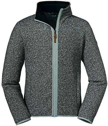 Schöffel Fleece Jacket Anchorage2, warme und leichte Fleecejacke mit höchstem Tragekomfort, atmungsaktive Outdoorjacke für Männer Herren
