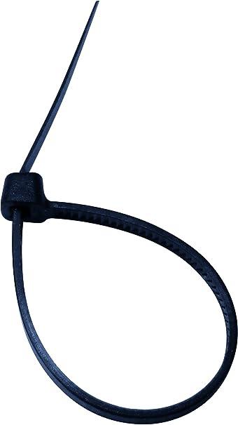 Aviditi CTUV1540 40# UV Cable Ties Black Pack of 1000 15