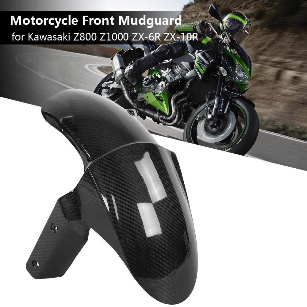 Guardabarros delantero de motocicleta, cubierta de neumático ...