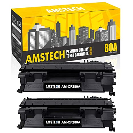 Amazon Com Amstech Compatible Toner Cartridge Replacement For Hp