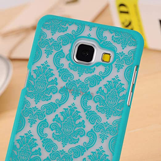 Amazon.com: Vintage Damask Flower Pattern PC Case Cover for ...