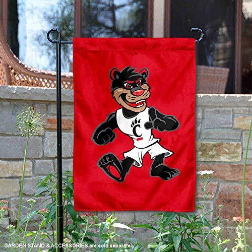 Cincinnati The Bearcat Mascot Garden Flag and Yard Banner