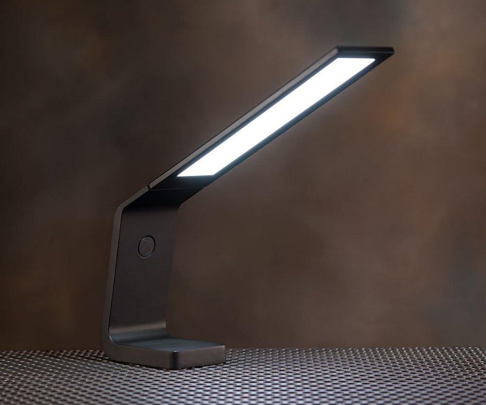 Ascend OLED Desk Lamp Black