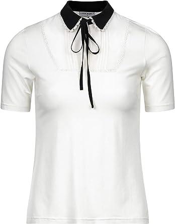 Vive Maria French Chic - Camiseta, color blanco Blanco M ...