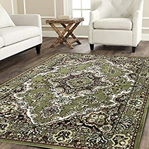 Amazon Msrugs 108 Area Rugs Clearance Rugs For Living Room