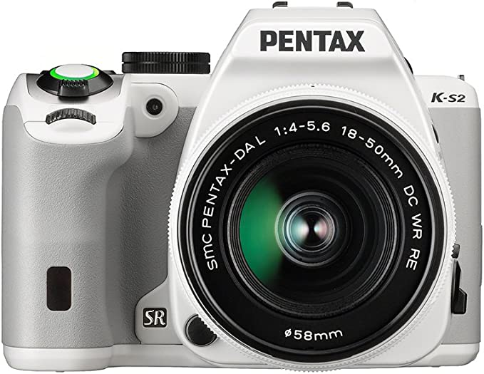 Pentax K-S2+18-55WR+50-200WR - Cámara fotográfica Digital, Color ...