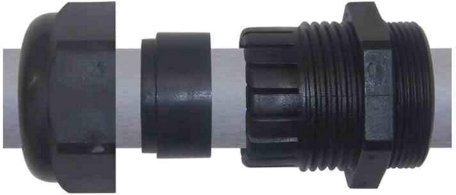 Metric Thread 1.46-1.73 Cable Size 1.46-1.73 Cable Size Morris Product M63 Thread Size Morris 22599 Metal Cable Gland