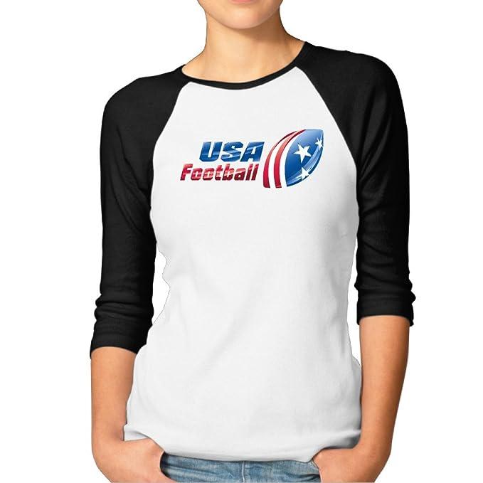 Logotipo de equipo de fútbol camisetas de manga mitad de la
