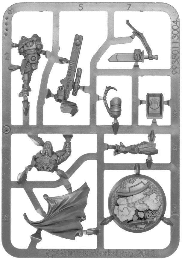 Tau 56-16 Games Workshop Cadre Fireblade Warhammer 40k