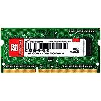SIMMTRONICS 1GB DDR3 1066MHZ LAPTOP RAM