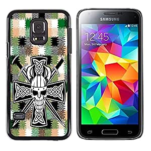 Dragon Case - FOR Samsung Galaxy S5 Mini, SM-G800 - I will wait for you - Caja protectora de pl??stico duro de la cubierta Dise?¡Ào Slim Fit