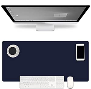 Greatgo Desktop pad for Office/Home Ultra Thin Waterproof Non-Slip for Work & Game 31.5