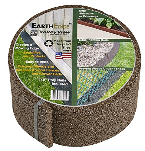 Valley View EER-8DB-MC Earth Edge Rubber, Dark Brown by Valley View (Image #1)