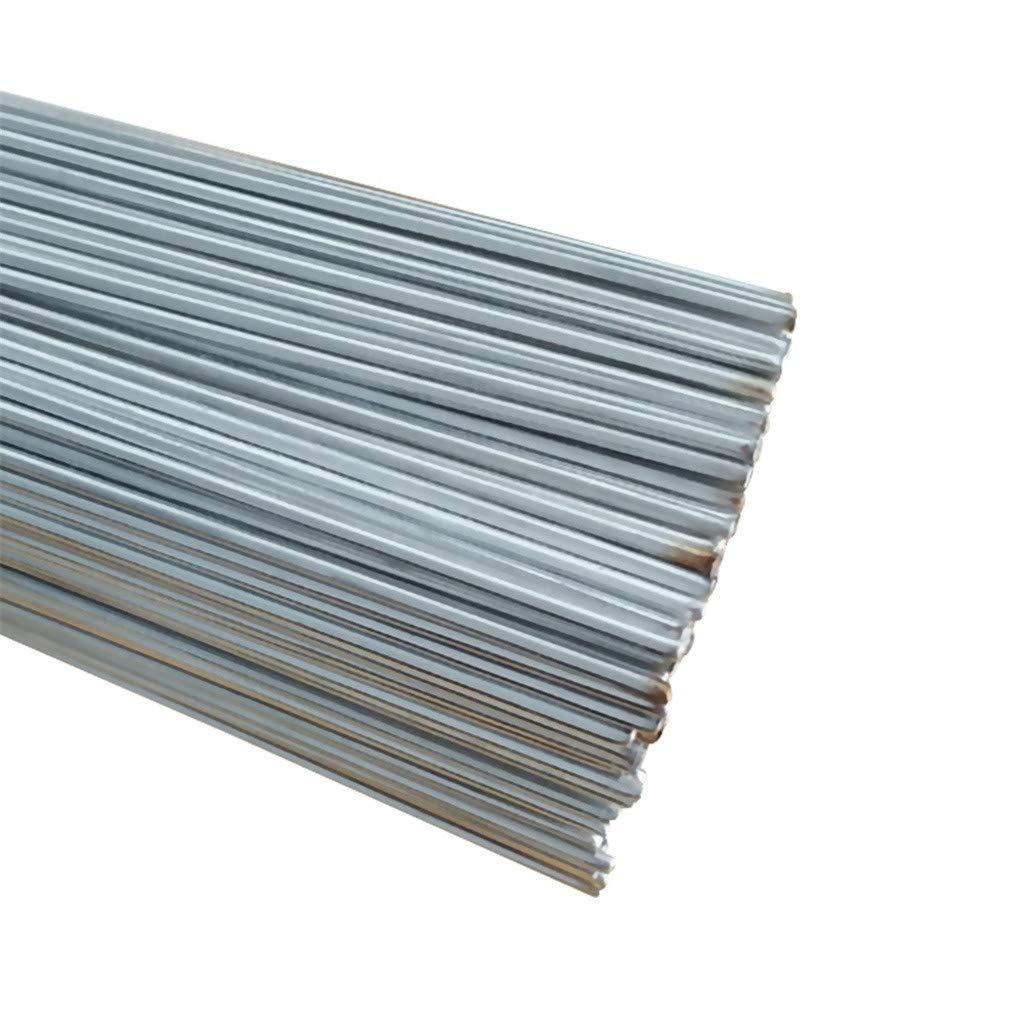 Fang FANS electrodos de aluminio de baja temperatura no requieren soldadura en polvo para soldadura. Varillas de soldadura de aluminio para reparaci/ón de grietas