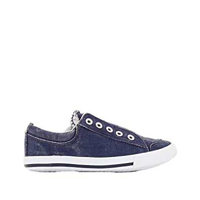 La Redoute Collections Jungen Hohe Sneakers mit Klettverschluss 2639 Gre 26 Grau hUU1cIrL2F
