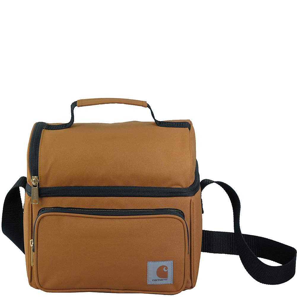 0a5a3affd3b Carhartt Deluxe Dual Compartment Insulated Lunch Cooler Bag - BSA ...