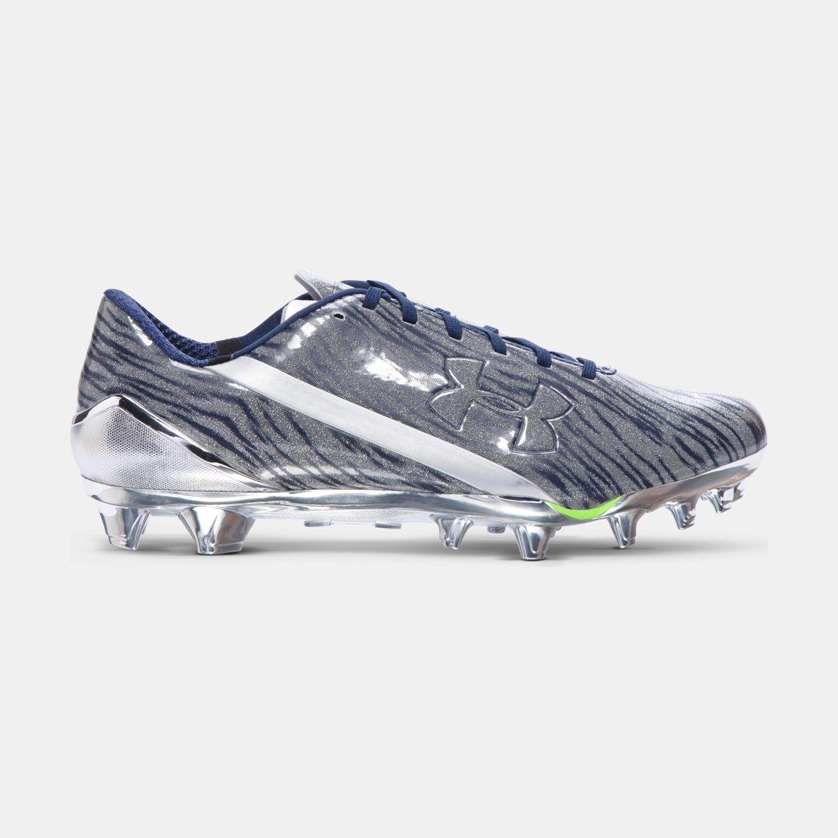 [アンダーアーマー] UNDER ARMOUR メンズ UA Spotlight Football Cleats カジュアル 16(34cm) [並行輸入品] B074WP7XK8