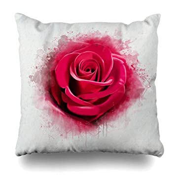 Red Roses Watercolor