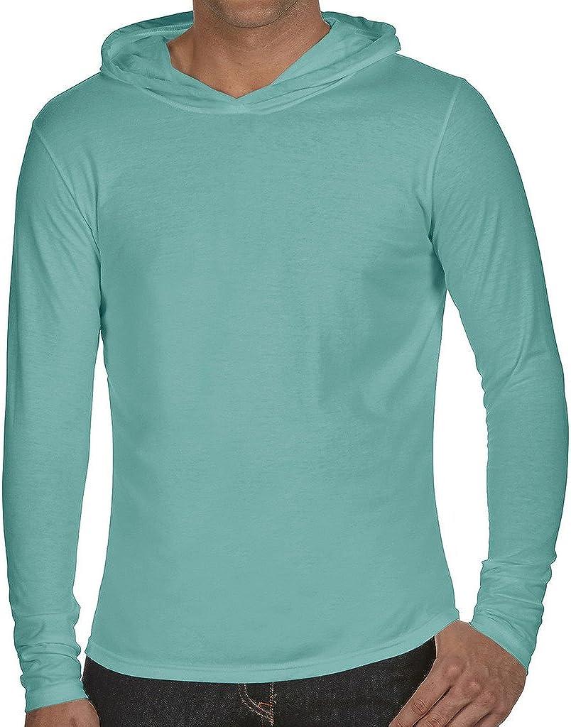Yoga Clothing For You Mens Premium Hoodie Tee Shirt