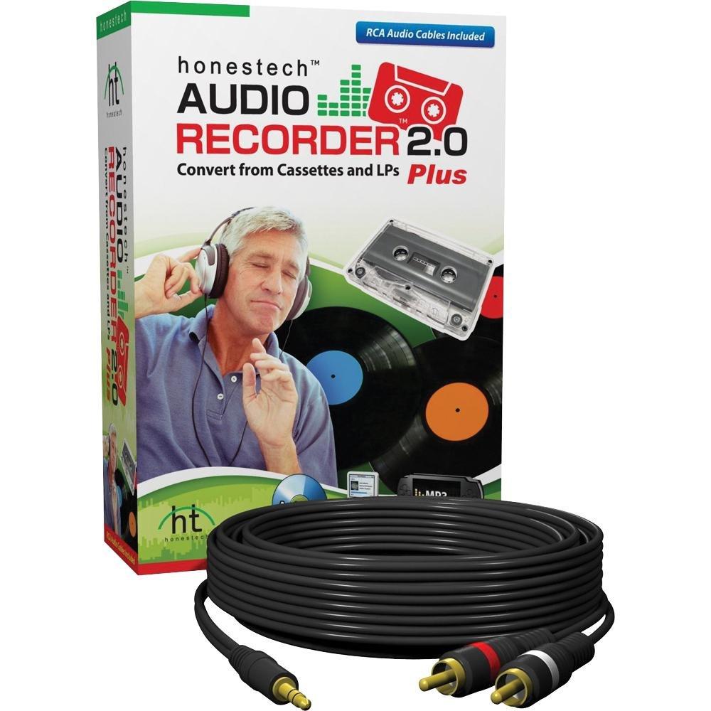 honestech Audio Recorder 2.0 Plus - Windows Hon-8114