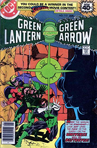 Green Lantern (2nd Series) #112 GD ; DC comic book