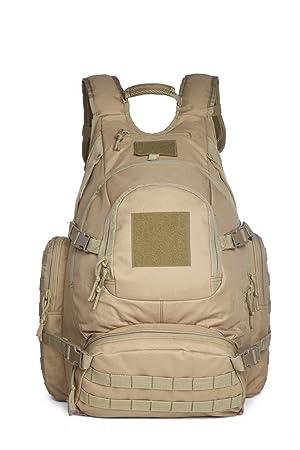 40L Urban Go Pack deporte al aire libre militar Mochilas Molle táctico mochila Camping senderismo trekking Bolsa (09246): Amazon.es: Deportes y aire libre