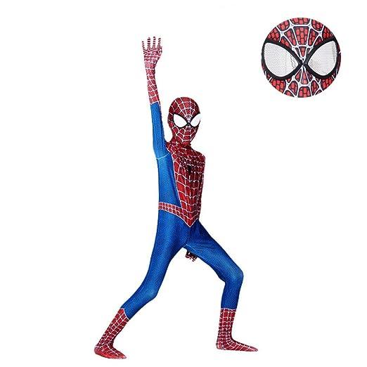 KOUYNHK Disfraz Infantil De Spiderman, Carnaval Superhéroe ...
