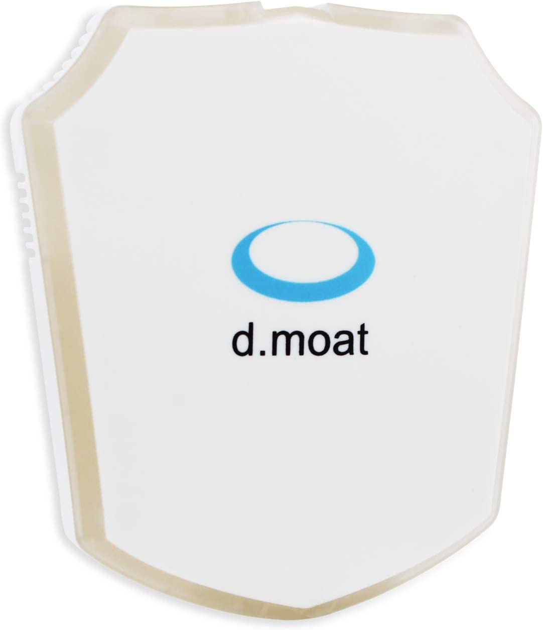 d.moat Home Network Security   Connects to Your Router   24x7 Protection Against Cyber Attacks   1GB Ethernet   Parental Controls   Alexa & Google Assistant Enabled   No Monthly Subscription