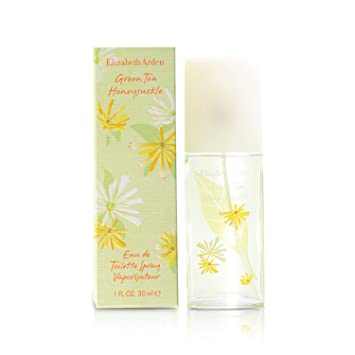 0b2e3a3f4f97 Elizabeth Arden Green Tea Honeysuckle Eau De Toilette Perfumne:  Amazon.co.uk: Beauty