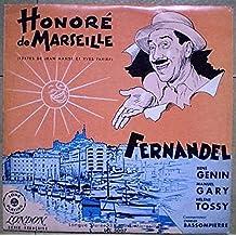 Honoré De Marseille - (Canada) - 10''Vinyl Records - 10''