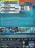 Atlantis: The Lost Empire / Atlantis: Milo's Return: Two-Movie Collection (Three Disc Blu-ray / DVD Combo)