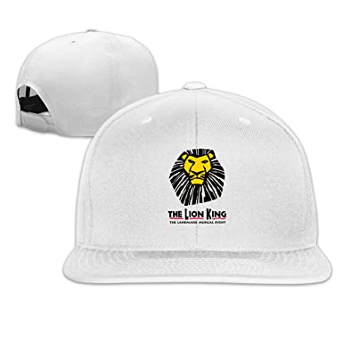 Long5ZG Unisex Adjustable The Lion King Snapback Cap Baseball Caps Unisex  Various Colours Red f15a72a0f7b