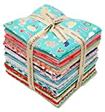 Lori Holt Cozy Christmas 27 Fat Quarter Bundle Riley Blake Designs FQ-5360-27