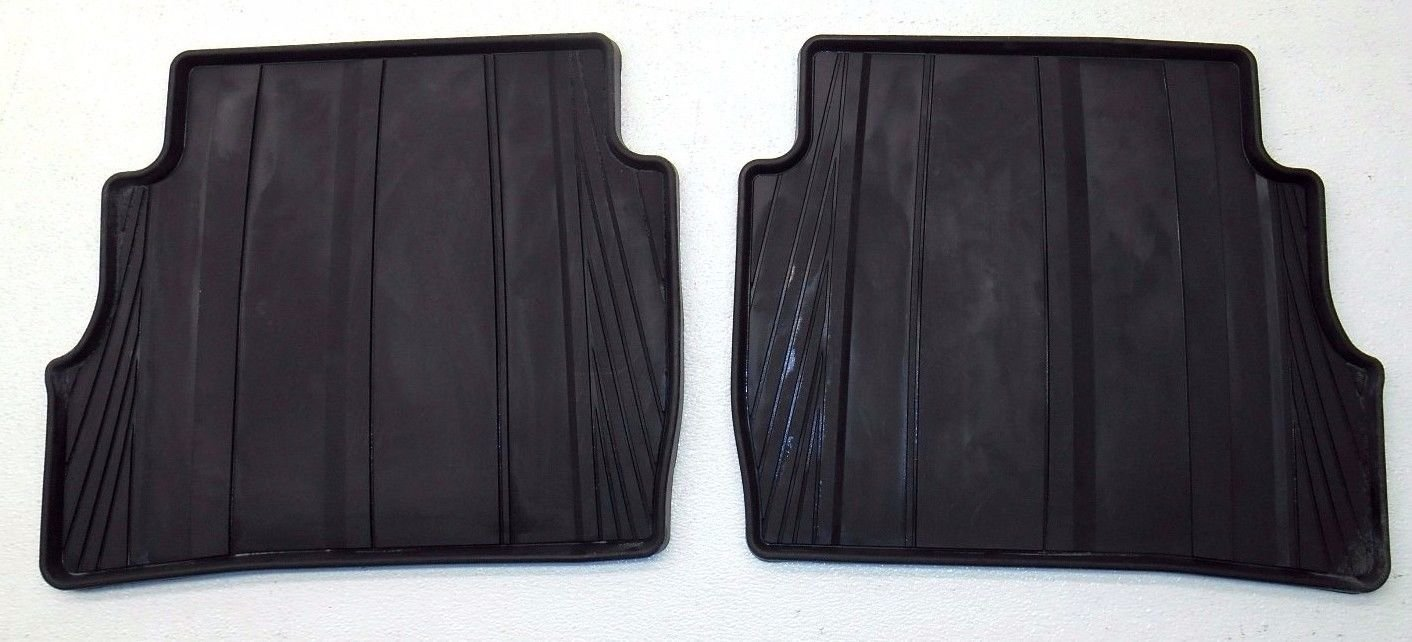 New OEM 2013-2015 Mazda CX-5 All Weather Floor Mats by Mazda (Image #5)