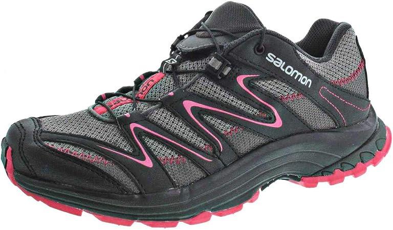 Salomon Trail Score W Größe 7.5, Farbe grau: bvq7s