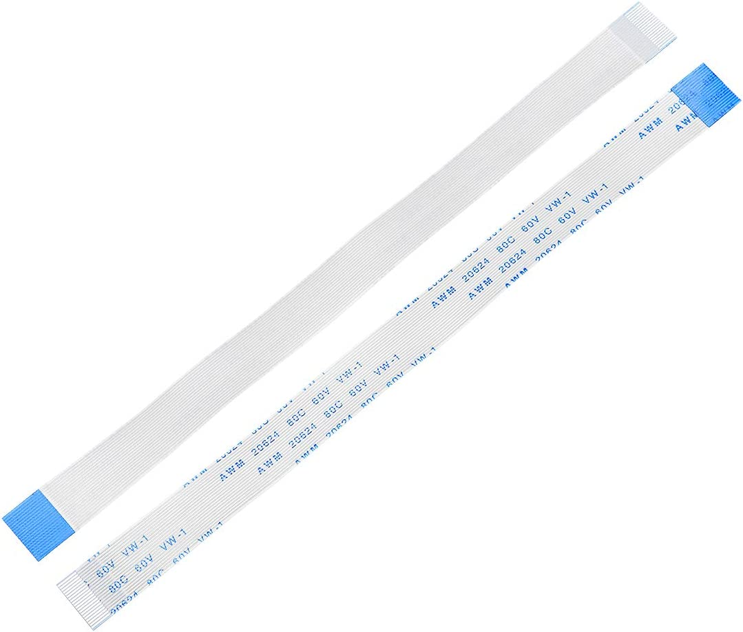Flexibles Flachbandkabel A Typ 10 Polig 0,5mm Abstand 60mm FPC FFC 10 Stk