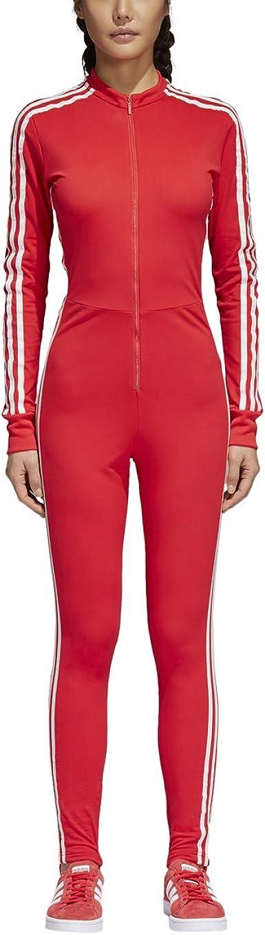 adidas Mujer Ropa etapa traje ce4955, M, Rojo