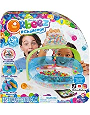Orbeez Challenge, The One and Only, 2000 Non-Toxic Water Beads, Includes 6 Tools and Storage, Sensory Toy for Kids Aged 5 and Up