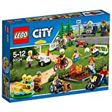 LEGO 60134 City Town Fun in the Park People Pack Construction Set - Multi-Coloured