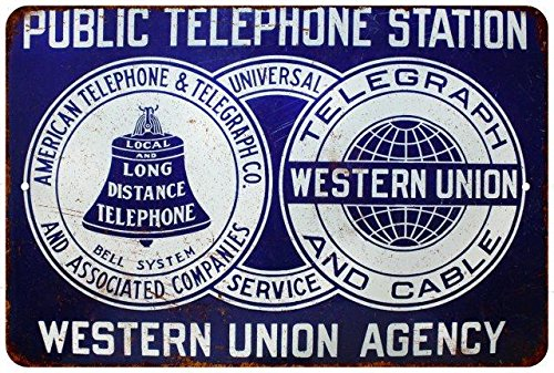 public-telephone-station-western-union-vintage-reproduction-sign-8x12-8123089