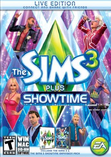 The Sims 3 Plus Showtime - PC (Sims 3 Plus)