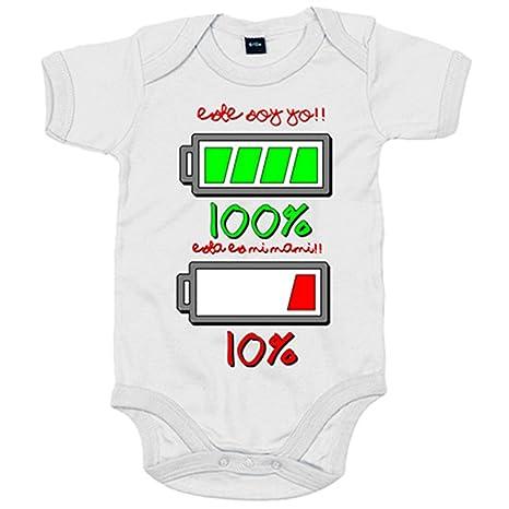 Body bebé Este soy yo, esta es mi mami - Blanco, 6-12 meses ...