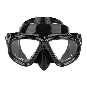 Tbest Máscara de Buceo Gafas de Buceo de Snorkel Adulto Máscara para Buceo,Gafas de